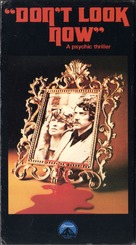 Don't Look Now - VHS cover (xs thumbnail)