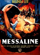 Messalina Venere imperatrice - French Movie Poster (xs thumbnail)