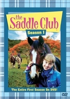 """The Saddle Club"" - DVD movie cover (xs thumbnail)"