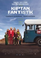 Captain Fantastic - Turkish Movie Poster (xs thumbnail)