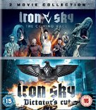 Iron Sky the Coming Race - British Blu-Ray movie cover (xs thumbnail)