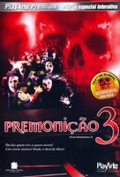 Final Destination 3 - Brazilian DVD cover (xs thumbnail)