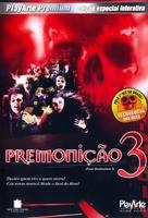 Final Destination 3 - Brazilian DVD movie cover (xs thumbnail)