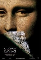 The Da Vinci Code - Brazilian Movie Poster (xs thumbnail)