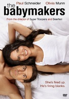 The Babymakers - DVD movie cover (xs thumbnail)