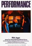 Performance - Spanish Movie Poster (xs thumbnail)