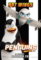 Penguins of Madagascar - Movie Poster (xs thumbnail)