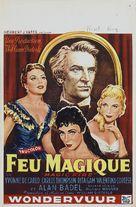 Magic Fire - Belgian Movie Poster (xs thumbnail)