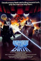 Conquest of the Earth - British Movie Poster (xs thumbnail)