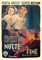 Pursued - Italian Movie Poster (xs thumbnail)