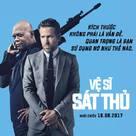 The Hitman's Bodyguard - Vietnamese poster (xs thumbnail)