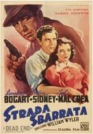 Dead End - Italian Movie Poster (xs thumbnail)