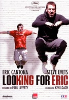 Looking for Eric - French Movie Cover (xs thumbnail)