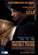 Fruitvale Station - Australian Movie Poster (xs thumbnail)