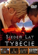 Seven Years In Tibet - Polish DVD movie cover (xs thumbnail)