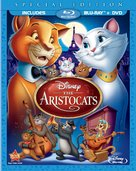 The Aristocats - Blu-Ray movie cover (xs thumbnail)