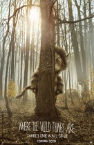 Where the Wild Things Are - British Movie Poster (xs thumbnail)