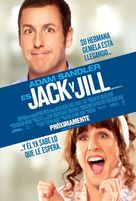 Jack and Jill - Argentinian Movie Poster (xs thumbnail)