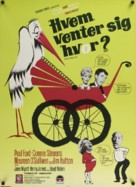Never Too Late - Danish Movie Poster (xs thumbnail)