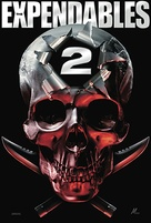 The Expendables 2 - Teaser movie poster (xs thumbnail)