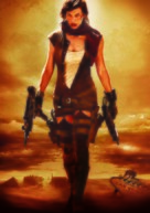 Resident Evil: Extinction - Key art (xs thumbnail)