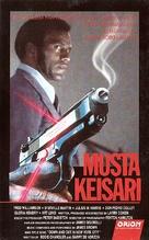 Black Caesar - Finnish VHS movie cover (xs thumbnail)