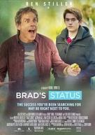 Brad's Status - Movie Poster (xs thumbnail)
