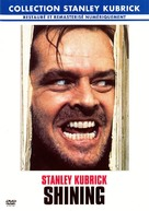 The Shining - French Movie Cover (xs thumbnail)