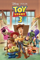 Toy Story 3 - DVD movie cover (xs thumbnail)