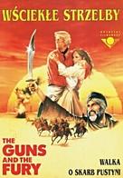 The Guns and the Fury - Polish Movie Cover (xs thumbnail)