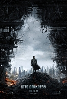 Star Trek Into Darkness - Italian Movie Poster (xs thumbnail)