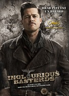 Inglourious Basterds - French Movie Poster (xs thumbnail)