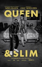 Queen & Slim - Argentinian Movie Poster (xs thumbnail)