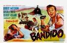 Bandido - Belgian Movie Poster (xs thumbnail)