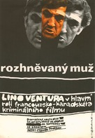 L'homme en colère - Polish Movie Poster (xs thumbnail)