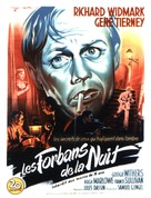 Night and the City - French Movie Poster (xs thumbnail)