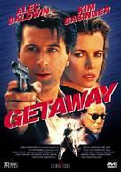 The Getaway - German DVD cover (xs thumbnail)