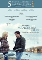 Manchester by the Sea - Latvian Movie Poster (xs thumbnail)