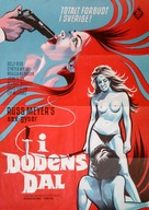Beyond the Valley of the Dolls - Danish Movie Poster (xs thumbnail)