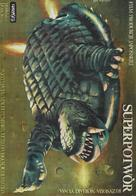 Uchu kaijû Gamera - Polish Movie Poster (xs thumbnail)