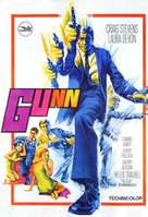 Gunn - Spanish Movie Poster (xs thumbnail)