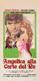 Angélique et le roy - Italian Movie Poster (xs thumbnail)
