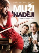 Muzi v nadeji - Czech DVD cover (xs thumbnail)