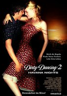Dirty Dancing: Havana Nights - German Advance poster (xs thumbnail)
