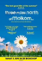 Three Miles North of Molkom - Dutch Movie Poster (xs thumbnail)
