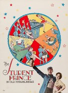 The Student Prince in Old Heidelberg - poster (xs thumbnail)