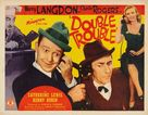 Double Trouble - Movie Poster (xs thumbnail)