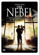 The Mist - German Movie Cover (xs thumbnail)