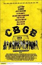 CBGB - Movie Poster (xs thumbnail)