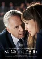 Alice et le maire - Swiss Movie Poster (xs thumbnail)